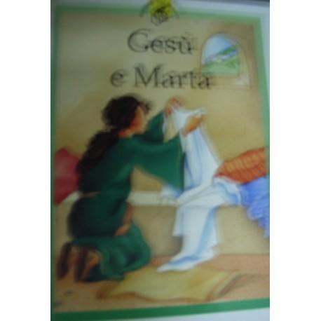 Gesù e Marta - L. Rock/R. Langton