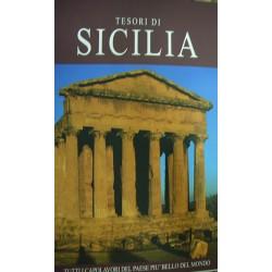 Tesori di Sicilia - AA. VV.