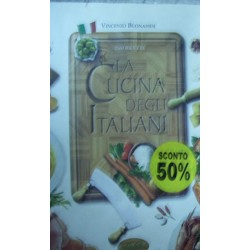 La cucina degli italiani - Vincenzo Buonassisi