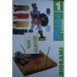 Enciclopedia di modellismo e diorami vol.1  Diorami - a cura di F. Sogni
