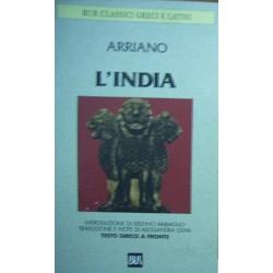 L' India. Testo greco a fronte - Flavio Arriano