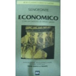 Economico - Senofonte - (testo greco a fronte)
