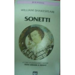 Sonetti - W. Shakespeare - (testo inglese a fronte)