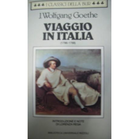 Viaggio in Italia (1786 - 1788) - J.W. Goethe