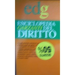 Enciclopedia Garzanti del diritto