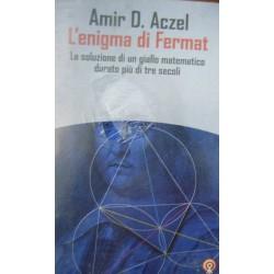 L' enigma di Fermat - Amir D. Aczel
