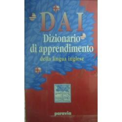 DAI. Dizionario di lingua inglese
