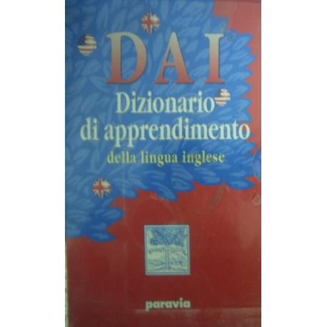 DAI. Dizionario di apprendimento della lingua inglese. Con workbook. Per la Scuola media