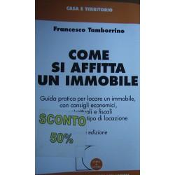 Come si affitta un immobile - Francesco Tamborrino