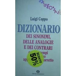 Dizionario dei sinonimi, delle analogie e dei contrari - Luigi Coppo