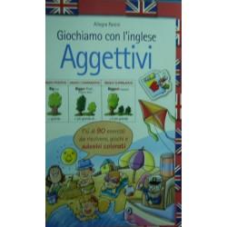 Giochiamo con l'inglese. Aggettivi - Allegra Panini