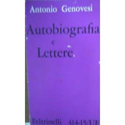 Autobiografia, lettere e altri scritti - Antonio Genovesi - a cura di Gennaro Savarese