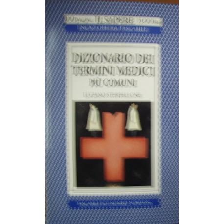 Dizionario dei termini medici più comuni -