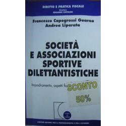 Società e associazioni sportive dilettantistiche - Francesco Capogrossi Guarna/Andrea Liparata