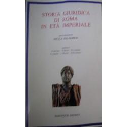 Storia giuridica di Roma in età imperiale - Nicola Palazzolo