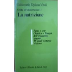 La nutrizione - Emanuele Djalma Vitali
