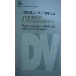 Tutorship e apprendimento - Ornella Scandella