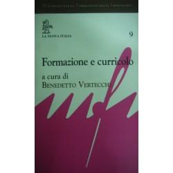 Formazione e curricolo - B. Vertecchi