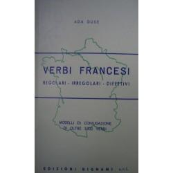 Verbi francesi - Ada Duse