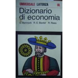 Dizionario di economia - Graham Bannock/R.E. Baxter/Roy Rees