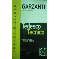Dizionario di tedesco tecnico - Giorgio Marolli/Orazio Guarnieri