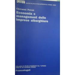Economia e management delle imprese alberghiere - Giovanni Peroni