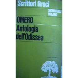 Antologia dell'Odissea - Omero (Testo greco)