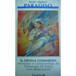 La Divina Commedia vol.3 Paradiso - Dante Alighieri