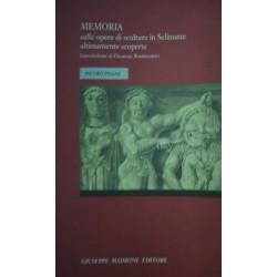 Memoria sulle opere di scultura in Selinunte ultimamente scoperte - Pietro Pisani