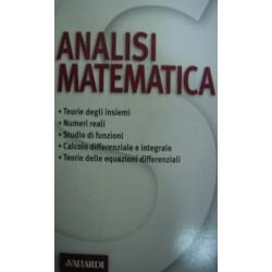 Analisi matematica - Alfredo De Arcangelis
