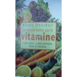 Sempre in forma con le vitamine - Klaus Oberbeil