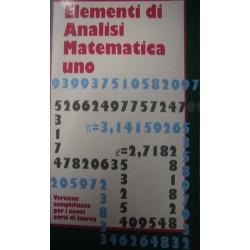 Elementi di analisi matematica 1. Versione semplificata - Paolo Marcellini/Carlo Sbordone