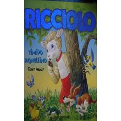 Ricciolo timido agnellino - Anna Casalis/Tony Wolf