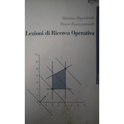 Lezioni di ricerca operativa - Massimo Pappalardo/Mauro Passacantando