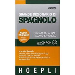 Grande dizionario di spagnolo-italiano - Laura Tam