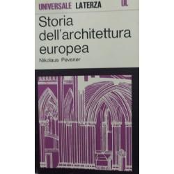 Storia dell'architettura europea - Nikolaus Pevsner
