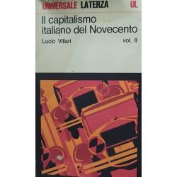 Il Capitalismo italiano del Novecento vol. II - Lucio Villari