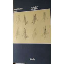 Oswald Mathias Ungers. Architetture(1951-1990). Ediz. illustrata di Fritz Neumeyer