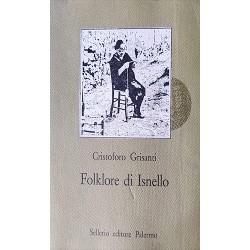Folklore di Isnello - Cristoforo Grisanti