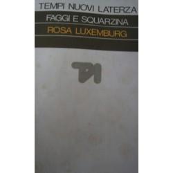 Rosa Luxemburg - Vico Faggi/Luigi Squarzina