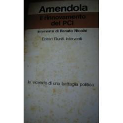Il rinnovamento del PCI - G. Amendola