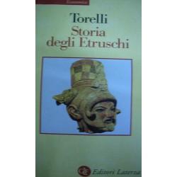 Storia degli Etruschi - Mario Torelli