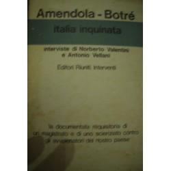 Italia inquinata - G. Amendola / C. Botré