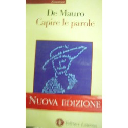 Capire le parole- Tullio De Mauro