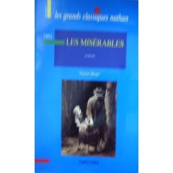Les Misérables (extraits) (Lingua francese) - Victor Hugo/Christiane Rousseau