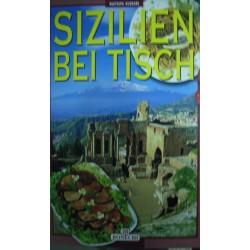 Sicilia a tavola. Ediz. tedesca