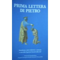 Prima Lettera di Pietro - CEI. Segreteria generale(a cura di)