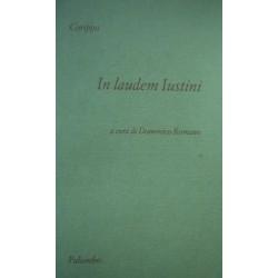 In laudem Iustini - Corippo - Domenico Romano (a cura di)