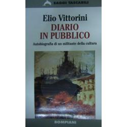 Diario in pubblico - Elio Vittorini